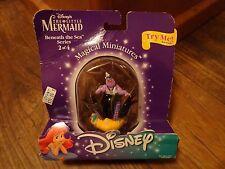 1999 Mattel-Disney'S The Little Mermaid- Magical Miniatures Ursula Figure