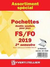 Assortiment Pochettes pour FS/FO 2019 - 2ème semestre