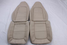 Custom Made 1996 - 2002 BMW Z3 Real Leather Seat Covers for Standard seats Tan