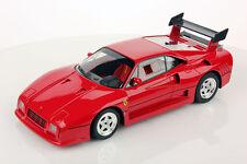 LookSmart Ferrari 288 GTO Evoluzione Standard Wheels with Showcase 1/18