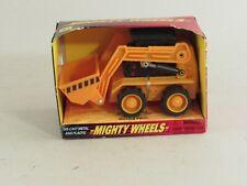 Soma Mighty Wheels #2580 SM. Construction Vehicle Bobcat