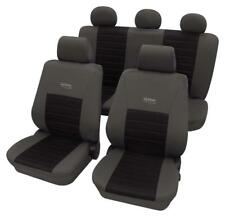 Sports Style Grey & Black Seat Cover set - For Mazda 626 1979-1982
