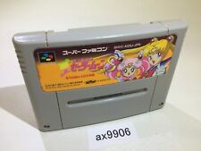ax9906 Sailor Moon S Shuyaku Soudatsusen SNES Super Famicom Japan