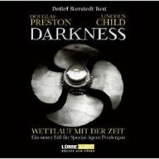"DOUGLAS PRESTON ""DARKNESS..."" 6 CD HÖRBUCH NEU"