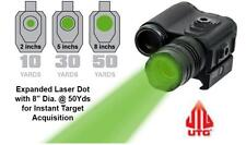 Leapers SCP-LS289S UTG BullDot Compact Green Laser Sight Fits Picatinny/Weaver