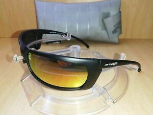 Arnette Slide 4007 - 01 polarized fire iridium mirror lenses