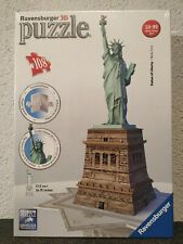 NEW. 3D Ravensburger puzzle Statue of Liberty. 108 pieces