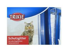 Katzen Schutzgitter für Fenster Seitenelement 1 St. Fensterschutzgitter