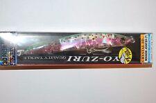 "yo zuri crystal 3d minnow jointed floating 5 1/4"" 3/4oz f1051-hnm rainbow trout"