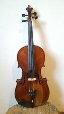 4/4 Geige Violine Mit Bogen, Warmer Voller Klang