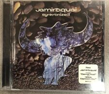 Synkronized by Jamiroquai (CD, Jun-1999, Sony Music Distribution (USA))