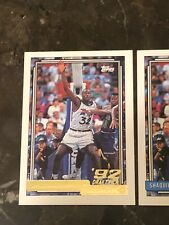 New listing 1/1992 93 Topps Gold SHAQUILLE O'NEAL RC Rookie Card #362 PSA Ready /  Lot 2