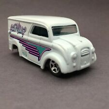Hot Wheels First Editions Got Milk Dairy Delivery White Die Cast 1/64 Loose