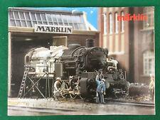 MARKLIN CATALOGO PRODUZIONE COMPLETA 1994/95 (ITA) Treni Locomotive Carrozze