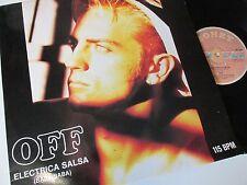"Off-Electrica Salsa-SONL 2323-Vinyl-12""-Single-Record-1980s"