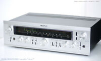 SONY STC-7000 Vintage FM Tuner-Vorverstärker/Preamplifier/Preceiver! RaR & NICE!