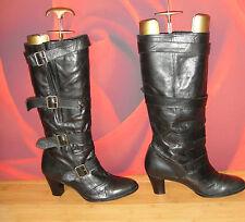 Topshop Mid Heel (1.5-3 in.) Women's Cowboy Boots