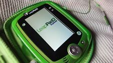 LeapFrog LeapPad 2. Green +++  Green Carry Case & Stylus