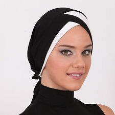 US Seller NEW Women Bonnet Cancer Chemo Hijab Turban Cap Beanie many Colors Hat