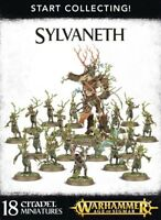Start Collecting Sylvaneth Games Workshop  Age of Sigmar Order Grand Alliance