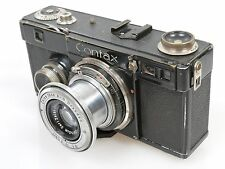 Contax I Nr. U. 54340 mit include Zeiss Jena Tessar 3,5/5cm 1:3,5 F=5cm