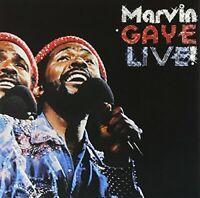 Marvin Gaye - Live! [CD]