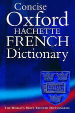 The Concise Oxford-Hachette French Dictionary-ExLibrary