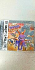 Spyro Year of the Dragon Sony Playstation 1 Collector's Edition