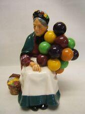 "Royal Doulton ""The Old Balloon Seller"" Hn 1315 Euc 7.75"" tall Mint"