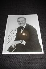 JACK LEMMON (+ 2001) signed Autogramm auf 20x25 cm Foto LOOK