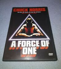 A Force of One (DVD Chuck Norris