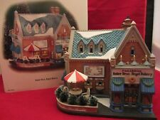 Dept 56 BAKER BROS BAGEL BAKERY Christmas in the City  #58920 (G1215CT)