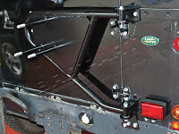 Land Rover Defender / Series 2 & 3 Hardtop  Swingaway Spare Wheel Carrier DA2232