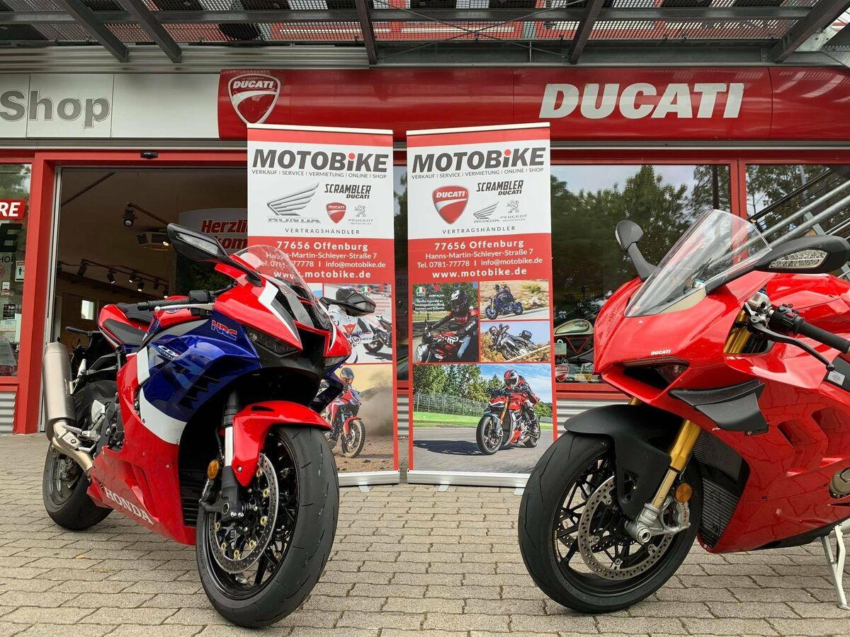 Ducati Honda Offenburg