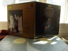BEETHOVEN: Symphony n°9 > Wien Vienna Böhm / DG Korea digital audiophille LPs