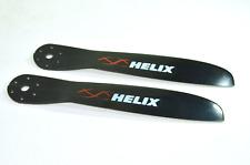 Helix Carbon Fiber Polini 100 & 130cc Powered Paraglider Propeller, 125cm length