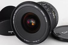 [NearMint+]  SIGMA 17-35MM F/2.8-4 EX LENS for SONY A-MOUNT MINOLTA (A1033)