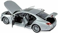 2018 Mercedes Benz CLS Class Silver 1/18 Diecast Model Car by Norev - Free Ship