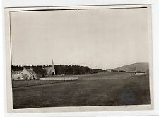 GOLF COURSE & HOUSE OF CROMAR: Publisher's photo to produce postcards (C1206)