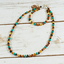 Natural Amber Fine Jewellery Sets