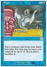 Flash -MP- Classic 6th Edition MTG Magic Cards Blue Rare
