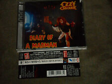 Ozzy Osbourne Diary of a Madman Japan CD bonus track