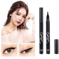 QIC Waterof Black Eyeliner Liquid Eye Liner Pen Pencil Beauty Makeup C :