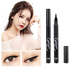 QIC Waterproof Black Eyeliner Liquid Eye Liner Pen Pencil Beauty Makeup s