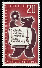 EBS Berlin 1961 Telecommunications Exhibition Michel 217 MNH**
