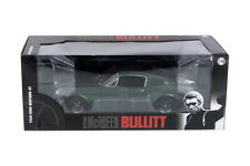 GREENLIGHT COLLECTIBLE 1/18 SCALE 1968 FORD MUSTANG GT FASTBACK MODEL CAR 12822