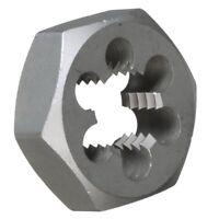 m20 X 1.25 Carbon Steel Hex Die, DWTSMH20X1.25