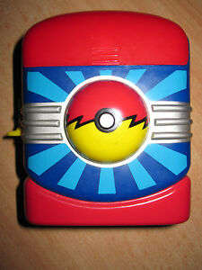 ** POKEMON REAL VINTAGE ANCIENT MINT POKEBALL VERY RARE DECK BOX 1ST EVER **