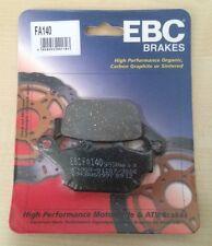 EBC FA140 PASTILLAS FRENO HONDA África Twin XRV 750 , xrv750, RD07, TRASERO, 650