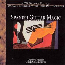Carlos Montoya, Andres Segovia, Paco De Lucia: Spanish Guitar Music - CD
